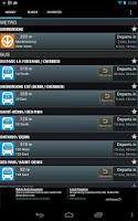 Screenshot of Montreal Metro & Bus