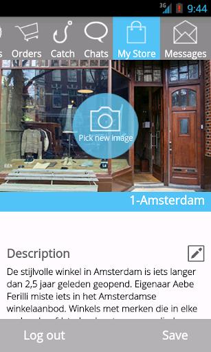 Retail Management App