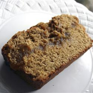 Pumpkin Butter Bread