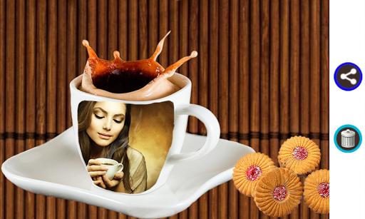 Coffee Mugs Photo Frames