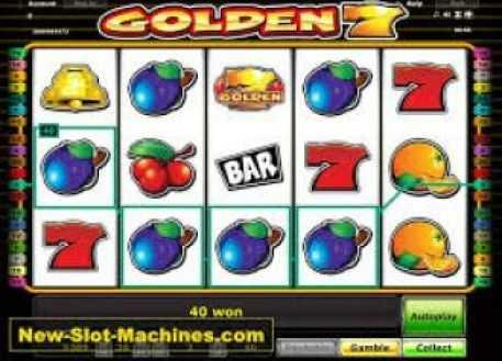Ultimate 777 Slot Machine