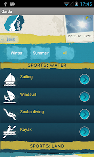 Garda App - Garda Lake- screenshot thumbnail