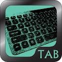 TAB Hard Keyboard icon