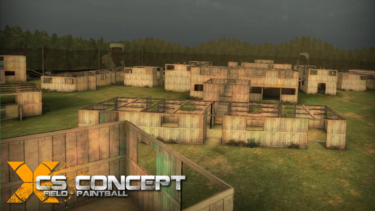 XField Paintball 1 - Solo - screenshot
