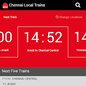 Chennai Metro Local Trains