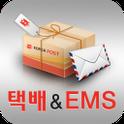 택배&EMS icon