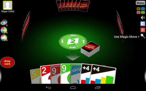 Crazy Eights 3D 1.0.1 screenshots 12
