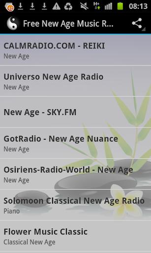 Free New Age Music Radio