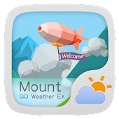 Mount Reward Theme GO Weather