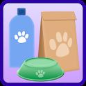 juegos de tiendas de perro icon
