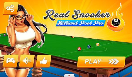Real Snooker Billiard Pool Pro 1.0.1 screenshot 315577