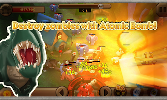 Screenshot of Mad Animals 3D