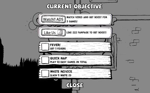 Zzz - Let me sleep - screenshot thumbnail