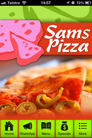 Sam's Pizza Capalaba