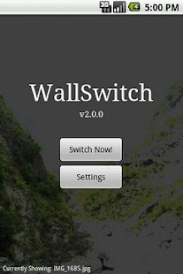 WallSwitch - screenshot thumbnail