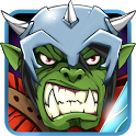 Angry Heroes Online icon