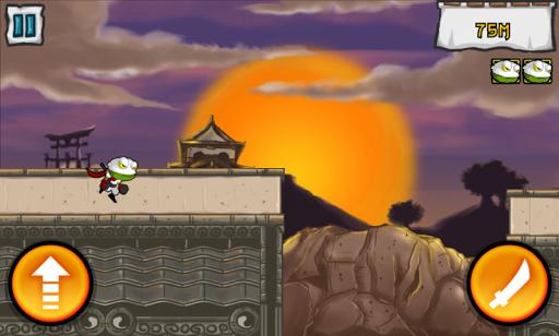 動作必備免費app推薦|Ninja Frog Run線上免付費app下載|3C達人阿輝的APP