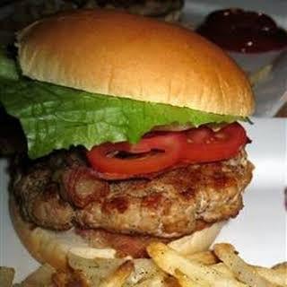 Tastes-Like-Beef Turkey Burgers.
