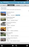 Screenshot of Munich Travel Guide by Triposo