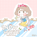 Snow White cacao Flick theme