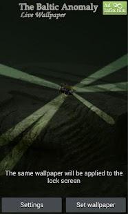 Baltic Anomaly Live Wallpaper- screenshot thumbnail