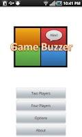 Screenshot of Game Buzzer