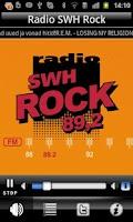 Screenshot of Radio SWH Rock 89.2 FM