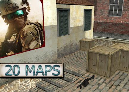 Modern Assault Multiplayer HD- screenshot thumbnail