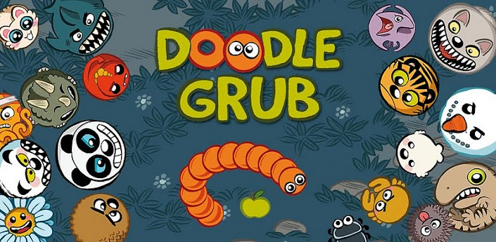 Doodle Grub-Twisted Snake apk