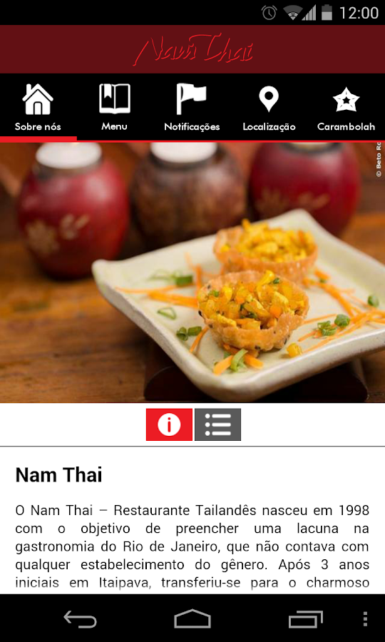 Nam Thai- screenshot