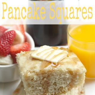 Pancake Squares.