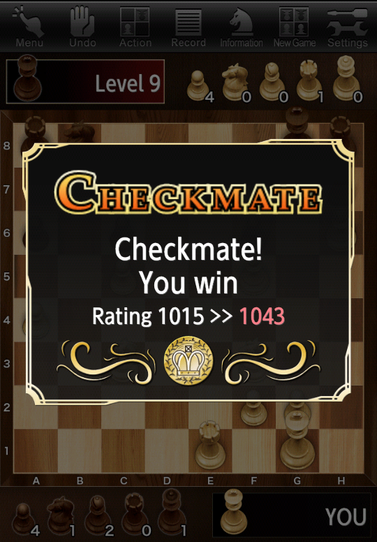 description the chess has 100 adjustable playing levels based on