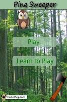 Screenshot of PineSweeper