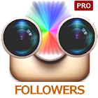 Followers + For Instagram icon