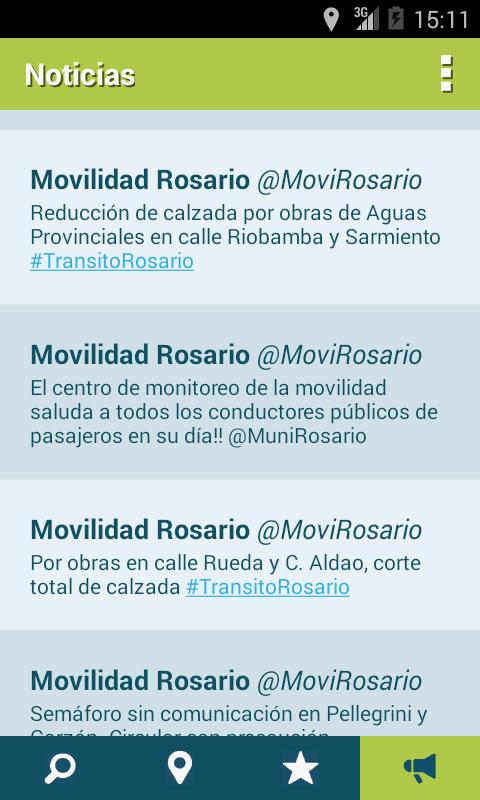 Cuando llega? - Rosario - screenshot