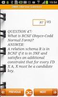 Screenshot of DBMS Interview Questions