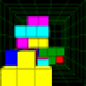 Cubes 3D demo logo