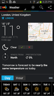 APK MANIA™ Full » Weather Underground Premium v5 0 3 APK