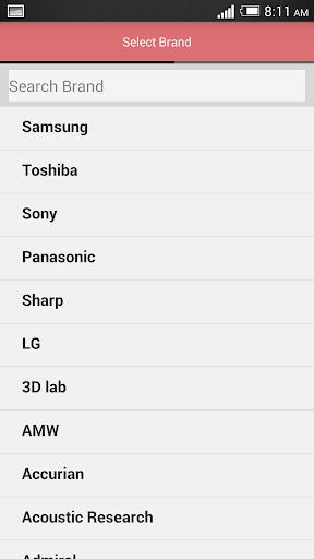 ASmart Remote IR 1.4.4 screenshots 5