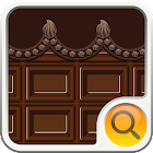 milk chocolate Search Widget icon