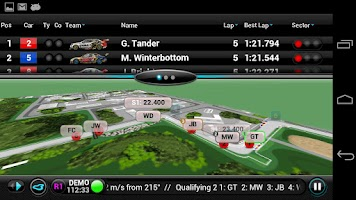 Screenshot of V8 Supercars 2013