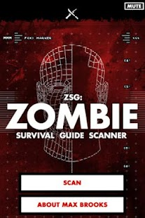 Zombie Survival Guide Scanner- screenshot thumbnail