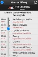 Screenshot of InfoPassenger