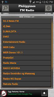 Philippines FM Radio