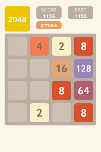 Go 2048