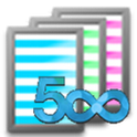 500px 4 Multipicture Live WP icon