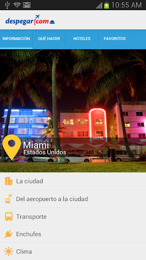 Miami: Guía turística