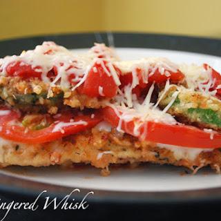 Zucchini Chicken Parmesan
