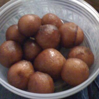 Maple Gulab Jamun