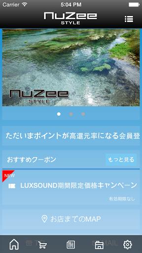 NuZee STYLE(ニュージースタイル)